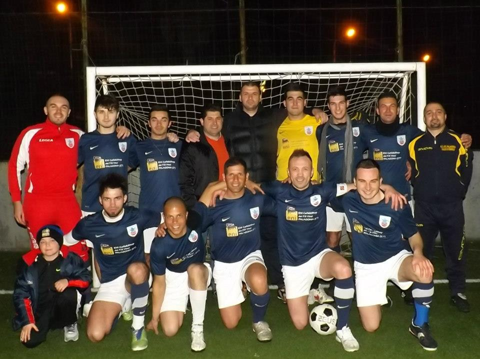 Atletico Palagonia promosso in C2