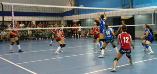 Banner volley