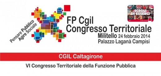 FRANCESCO D'AMICO invito congresso territoriale