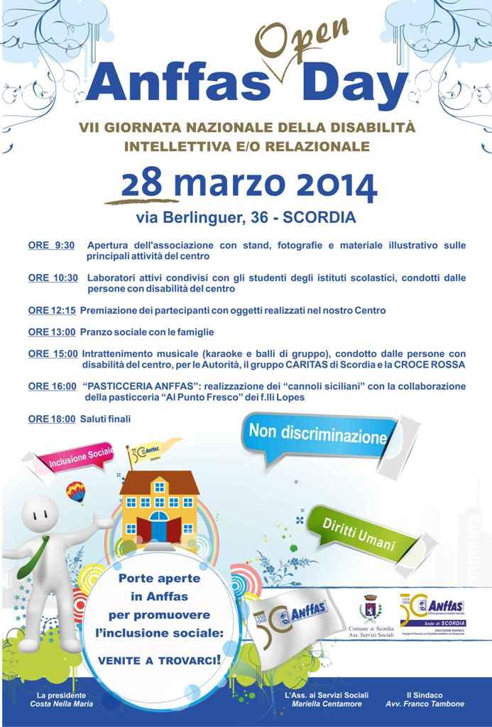 ANFFAS locandina open day (2)