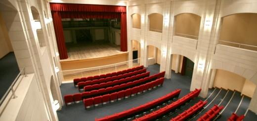Militello - Teatro Tempio (© Foto Alfonso Magno)