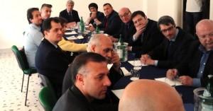 incontro vescovo politici - 09.06.2014 - 2