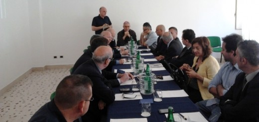 incontro vescovo politici - 09.06.2014