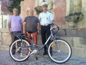 Militello - Bici elettrica