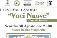 ARGONAUTI manifesto II festival canoro 2014 banner