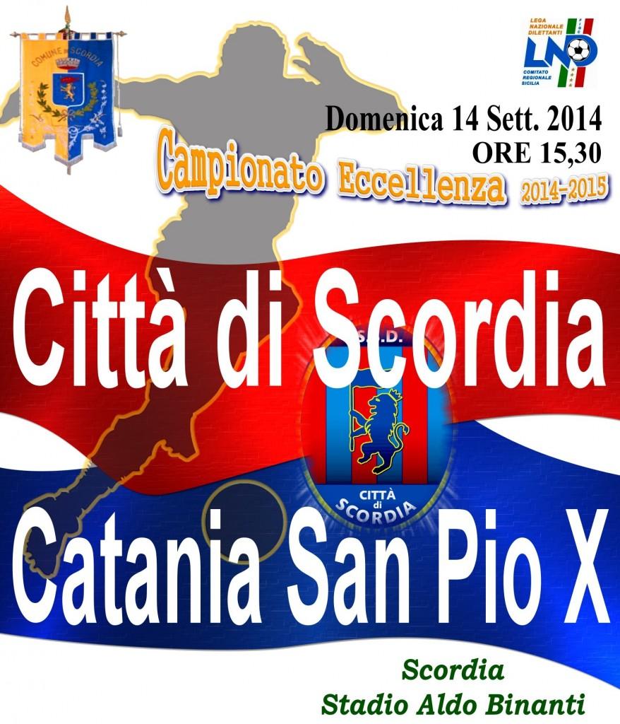 Scordia - Catania San Pio X (1)