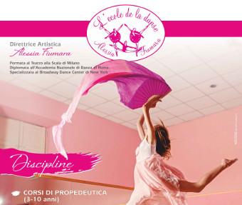 L'Ecole De La Danse di Alessia Fiumara