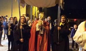 Reliquia San Giacomo a Scordia
