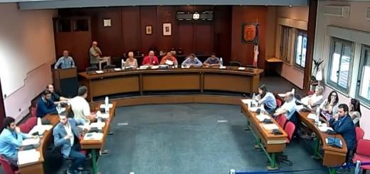 consiglio comunale di Scordia