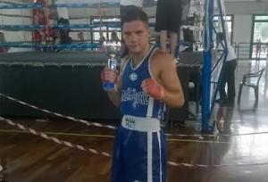 Manuel Favara (Lanza Boxe) Campione regionale