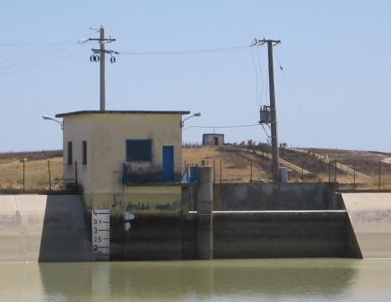 La vasca di Serravalle